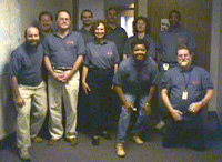 City of Seattle Central Web Team recieves 2000 Best of the Web Award