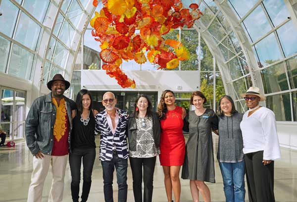 Seattle Arts Commission, Group Photo
