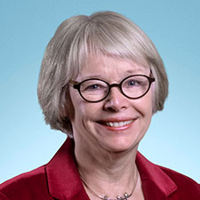 Councilmember Sally Bagshaw