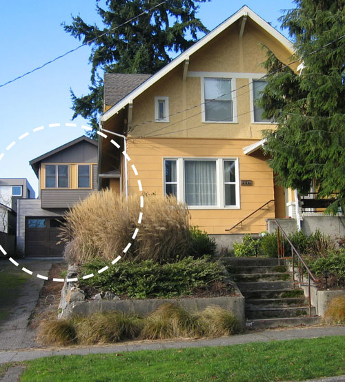 A backyard cottage in Ballard - Backyard Cottages And Basement Units - Council Seattle.gov