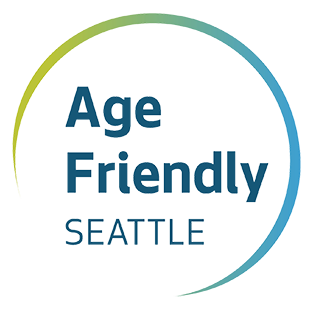 Age Friendly Seattle logo