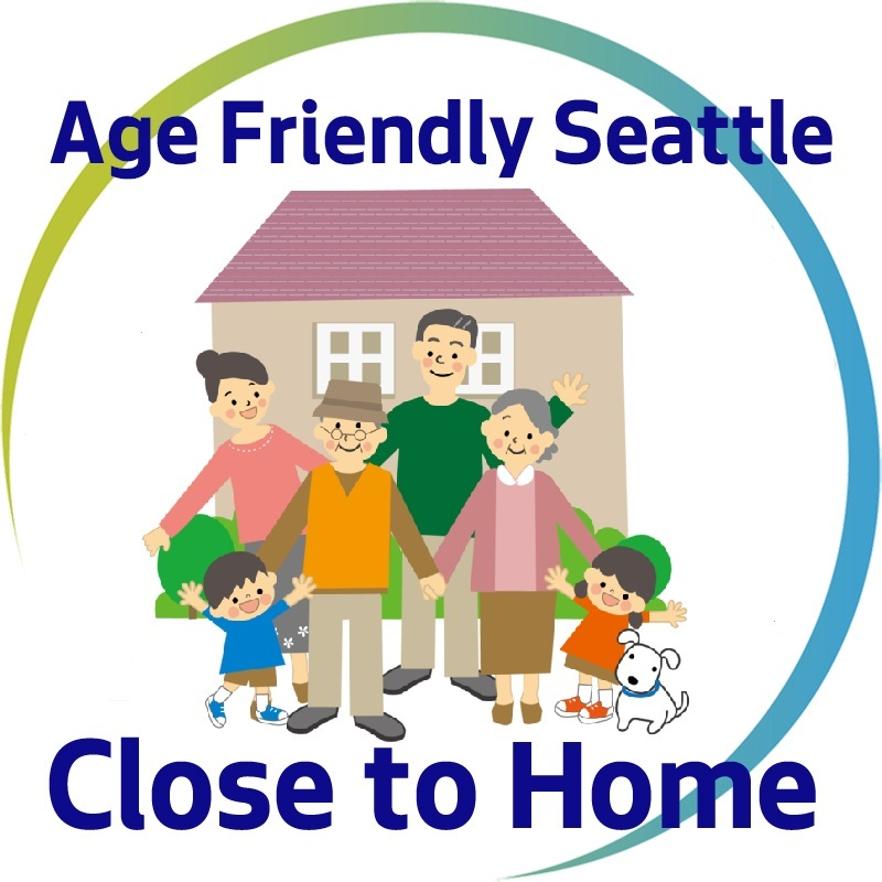 Close to Home program logo