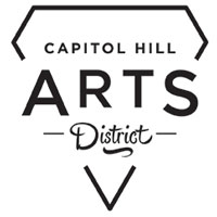 Logo for Capitol Hill Arts District