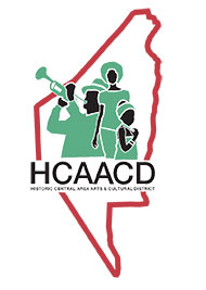 Logo for Historic Central Area Arts District