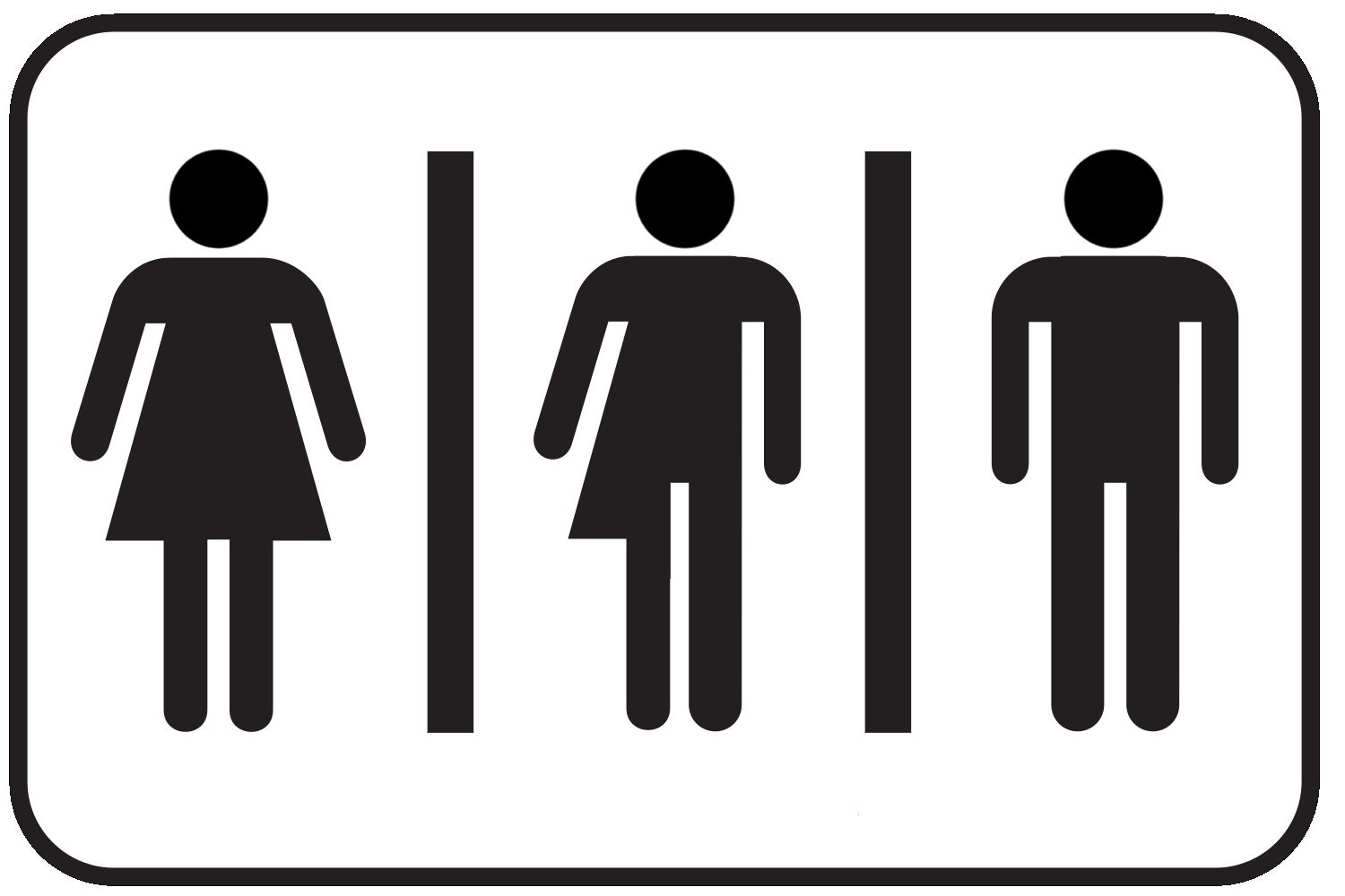 The City Of Seattle Has A New All Gender Restroom Ordinance Civilrights