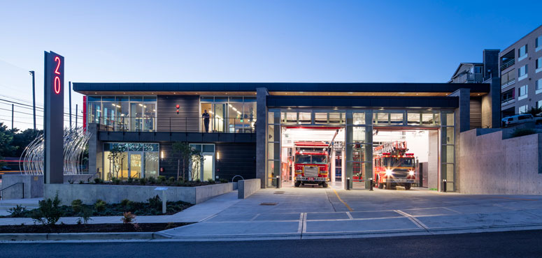 Fire Station 20