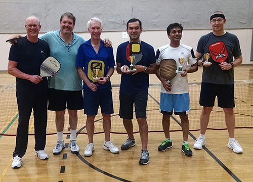 Pickleball Cahmps