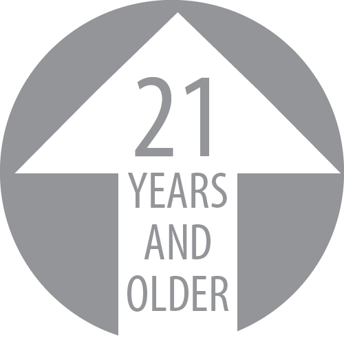 21-and-older icon