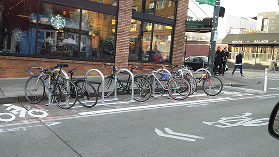 Bike Racks Parking Transportation