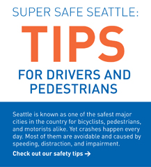 SDOT Pedestrian Safety