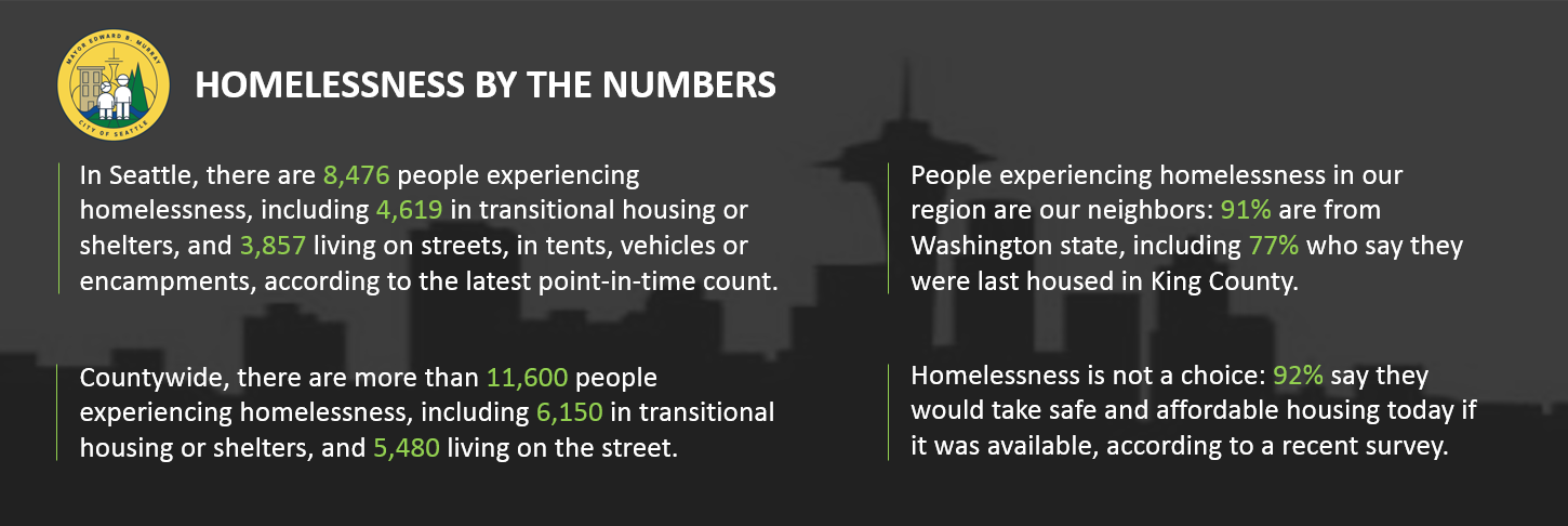 Homelessness by the numbers - 2017