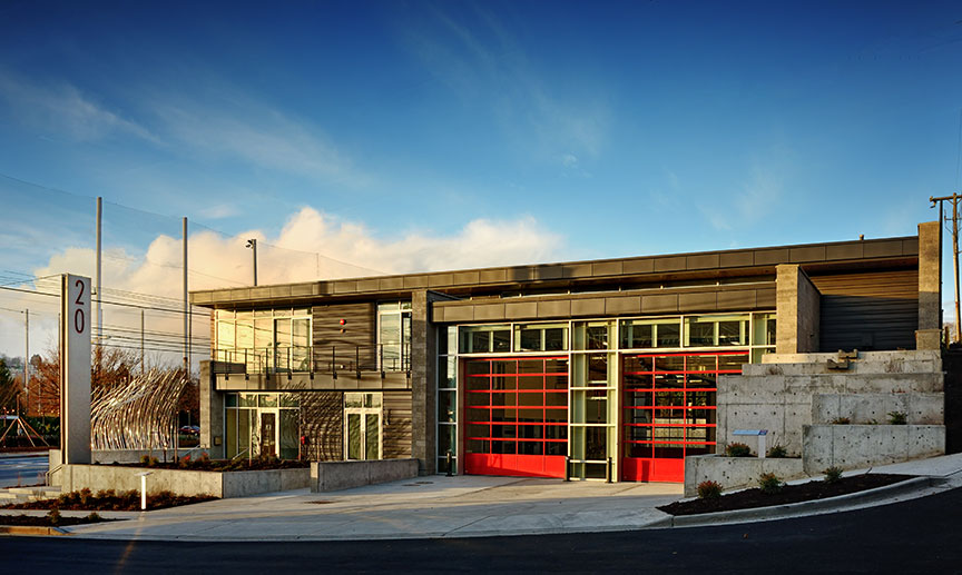 Fire Station 20 - West Queen Anne