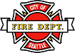 Seattle Fire Department Shield