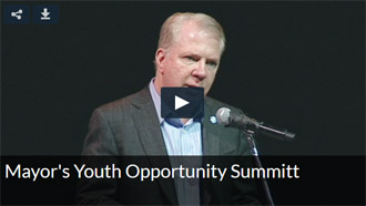 Mayor's Youth Opportunity Summit