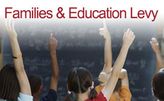 Families and Education Levy