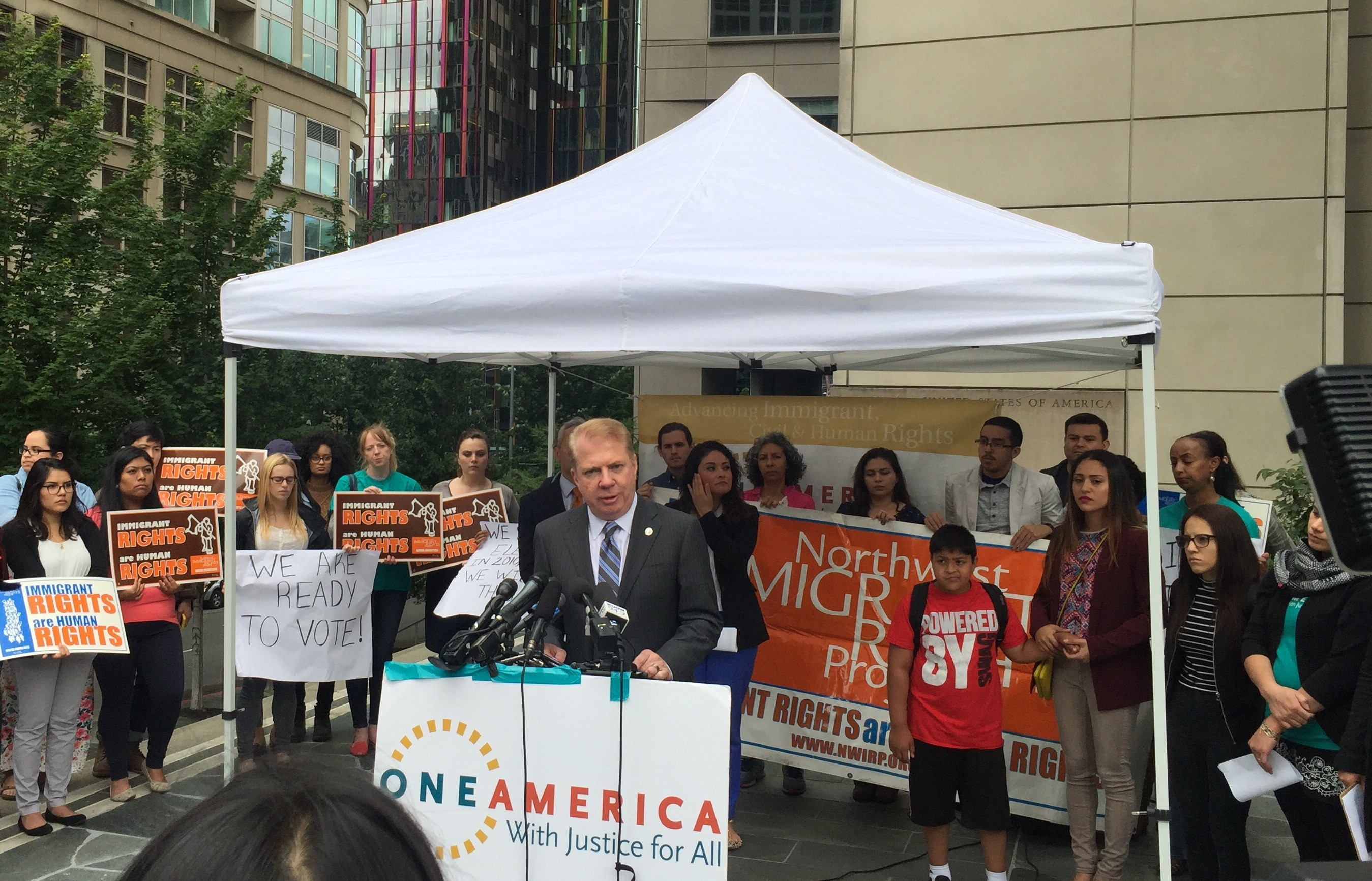 Mayor Murray talking about the SCOTUS decision.