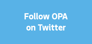 Follow OPA on Twitter