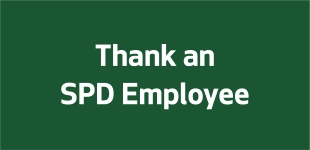 Thank an SPD Employee
