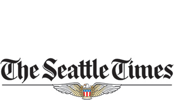 Logo Seattle Times