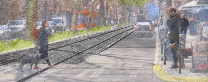 Center City Connector Project