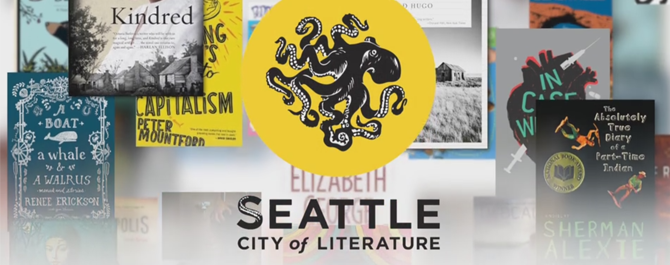 Seattle designated as a City of Literature
