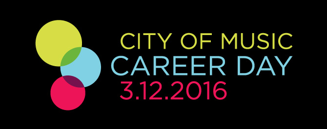 "City of Music Career Day <span class=""glyphicon glyphicon-new-window""></span>"