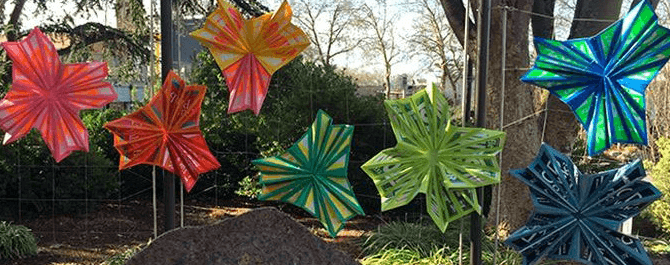 2017 Seattle Center Poetry Garden Art Series