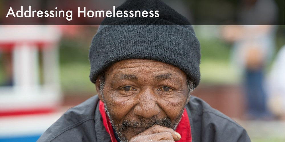 addressing homelessness
