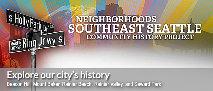 Southeast Seattle Community History Project