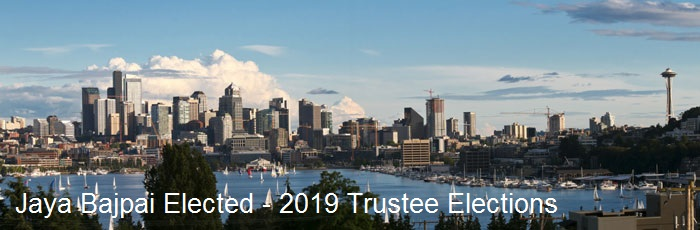 2019 Trustee Election Results