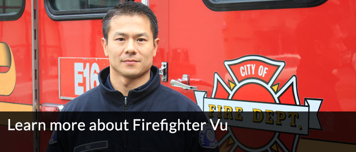 Learn more about Firefighter Vu