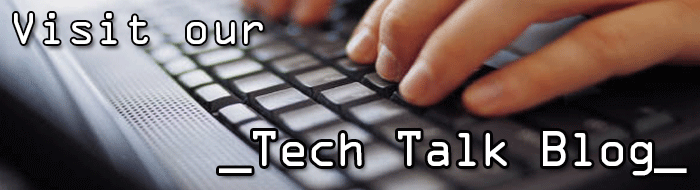 Visit our Tech Talk Blog
