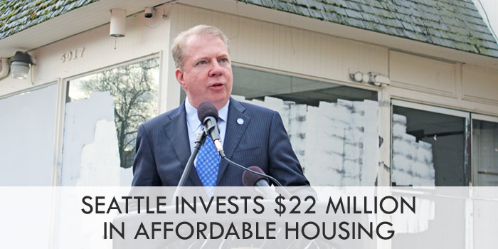 $22 million investment in affordable housing