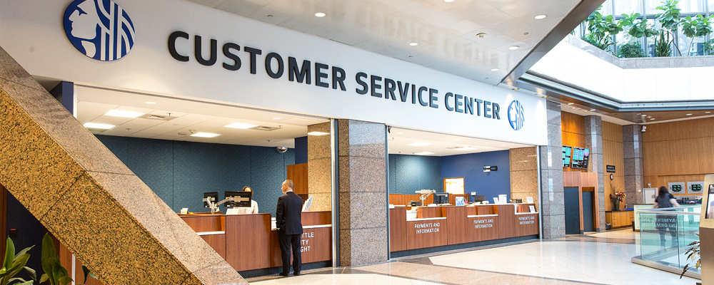 Downtown Customer Service Center