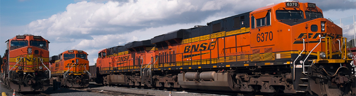 Commercial railroad engines