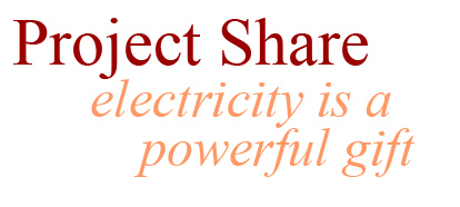 Project Share, Warm Hearts, Warm Home