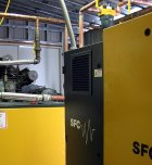 Ocean Beauty Seafoods: 40-hp VSD Air Compressor