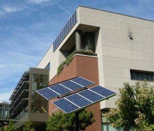Seattle University Student Center - Solar Project.