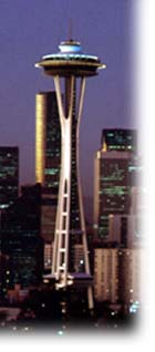Products: Seattle Skyline 1