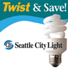 Twist and Save with Energy-efficient lightbulbs