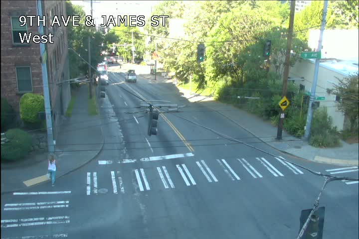 Capitol Hill Traffic Cameras | CHS Capitol Hill Seattle