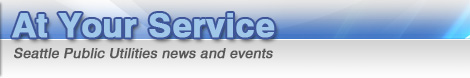 At Your Service Home Page
