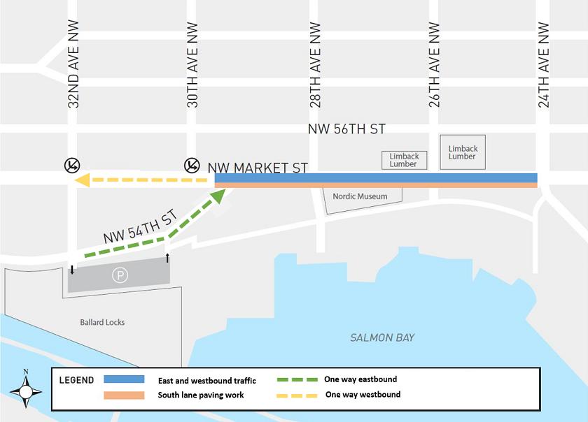 Ballard Multimodal Corridor - Transportation   seattle.gov