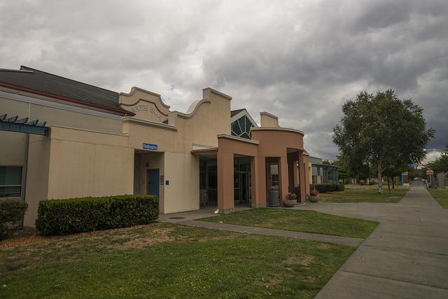South Park Community Center Outside