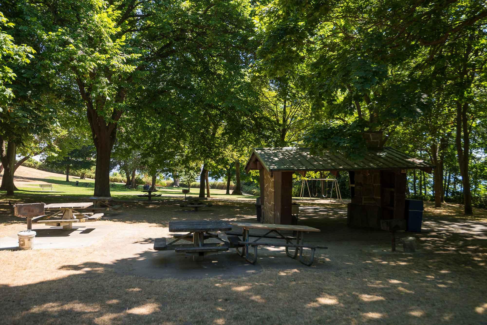 Magnolia Park Parks Seattlegov