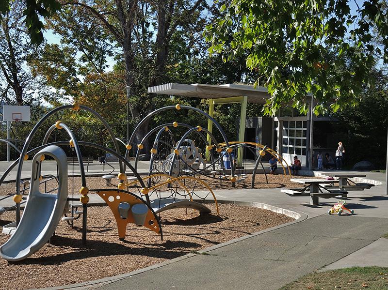 Ross Playground Parks Seattlegov