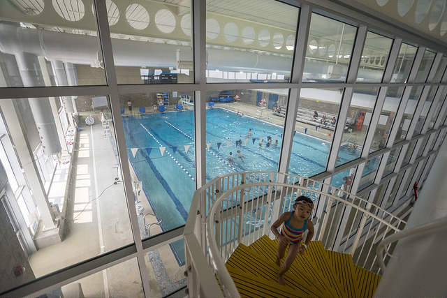 Rainier Beach Pool 4