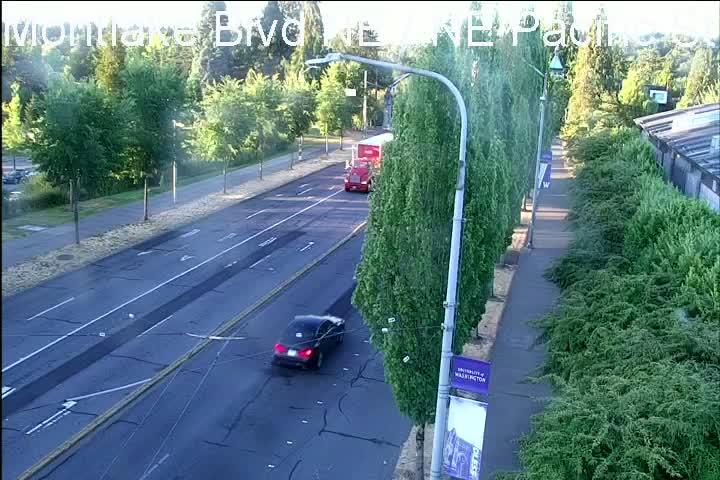 Live traffic cameras